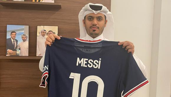 رسمی   لیونل مسی به پاری سن ژرمن پیوست   جزئیات قرارداد مسی با PSG