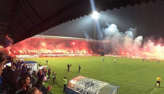 Željezničar_football_club_fans