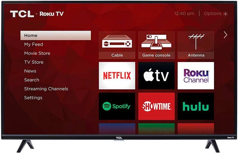 ROKU سری TCL 5 بهترین تلویزیون هوشمند ۲۰۲۱ ارزان قیمت