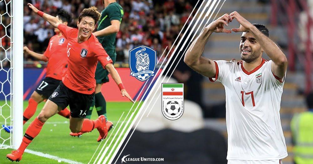 بازی ایران و کره جنوبی ساعت چند است؟