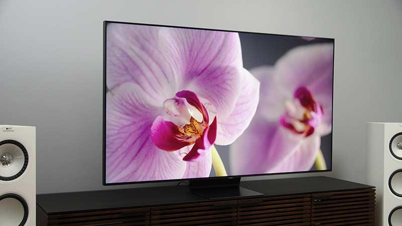 سامسونگ سری Q90T نمونه ای ازبهترین تلویزیون هوشمند ۲۰۲۱