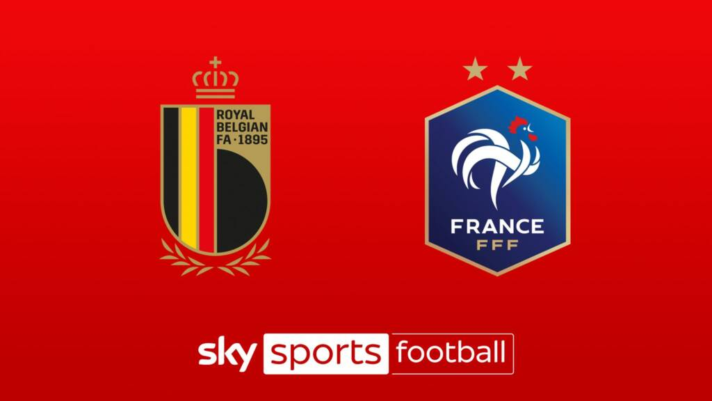 پخش زنده بازی بلژیک و فرانسه از اپلیکیشن بتاکاپ